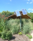 Solar Water Pumping System - see it  working