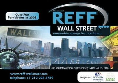 Renewable Energy Finance Forum (REFF)