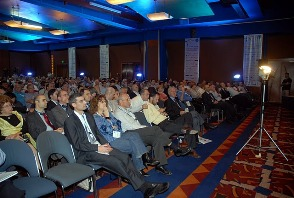 An Audience view of the Eilat-Eilot Int'l Renewable Energy Conference & Exhibition 2010