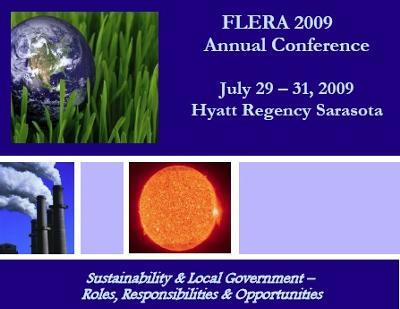 FLERA 2009 Annual Conference