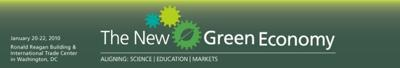 New Green Economy Conference & Expo