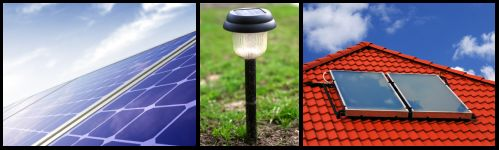 Types of Solar Energy and Solar Power