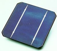 Monocrystalline Photovoltaic Cell